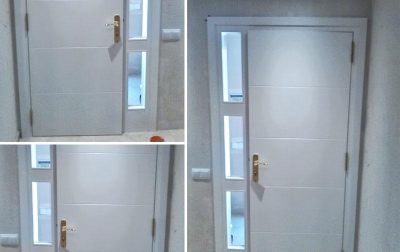 Barnizados terrassa especialistas en puertas - Puertas blancas lacadas o pintadas ...